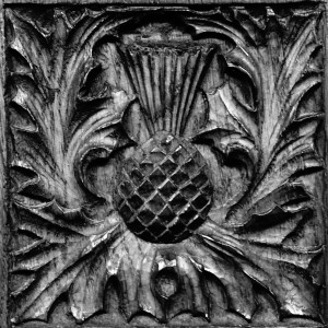 table carving square